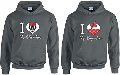 Sweatshirts for Boyfriend/Girlfriend