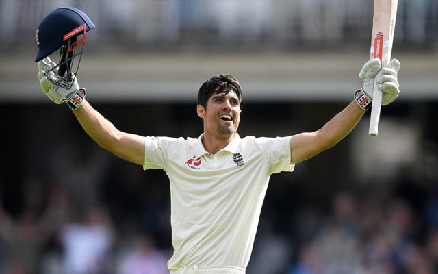 Sir Alastair Cook - England Cricket Players
