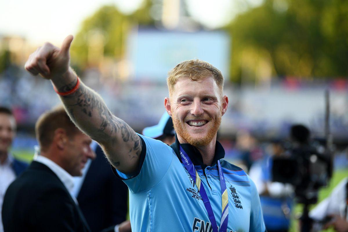 Ben Stokes - England Cricket Players