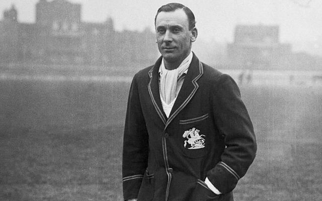 Jack Hobbs - England Cricket Players