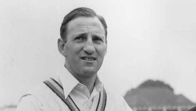 Len Hutton - England Cricket Players