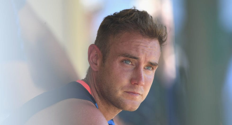 Stuart Broad - England Cricket Players